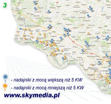 Nadajniki DVB-t w Polsce ... 1